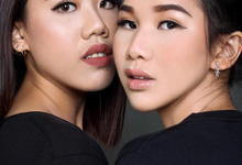 Beauty shoot by AyuAbriyantimakeupartist