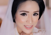 Wedding of Endry and Anna Sohn by Vidi Daniel Makeup Artist managed by Andreas Zhu