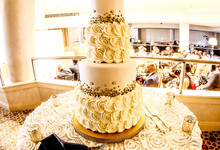 Black Ivory gold luxury wedding celebration by Spectacular Affairs, LLC