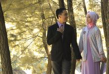 Putri & Indra by Jordanhaikal photography