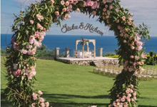 Sisca and Hichem Wedding Decoration by It's True Wedding Planner and Decoration