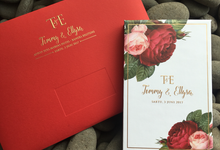 Tommy & Ellysa by H2 Cards