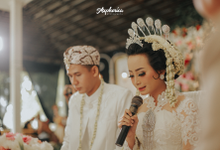 Nandiah & Endy Wedding by Aspherica Photography