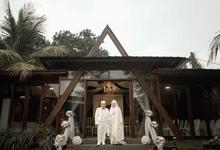 The Wedding Zulfikar & Novita by AIKON Photography