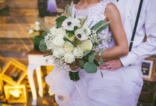 Sugai & Cory Wedding - 3 January 2016 by It's True Wedding