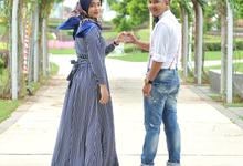 Malay Pre Wedding by Bedroom Studios