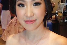 Erica's Wedding by Theiya Makeup Artistry