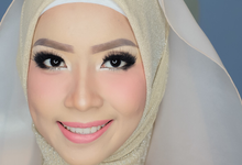 Wedding of Alfi (Tanpa cukur Alis) by Moza Make Up & Wedding Gallery