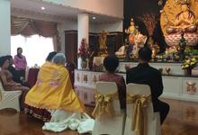 Wedding of Eddy Yenny by Serenity wedding organizer