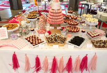 Dessert Table by FrostyLicious Cakes