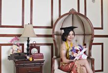 Graduation by AyuAbriyantimakeupartist