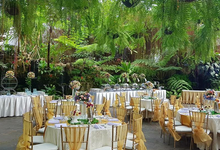 Wedding Event at Fernwood Garden by Hizon's Catering