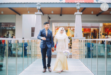 Haikal + Amalina by shooterpixtures studio