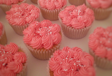 Wedding Cupcakes by The Quirky Taste