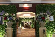 Wedding of Donny & Jelita by Shangri-La Hotel, Jakarta