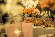 Intimate Bulgari Wedding by Bali Wedding Decoration