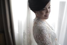 Athalia Wedding by Theiya Makeup Artistry