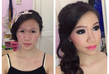 Party Makeup by Rezza_MakeUp Artist