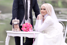 Prewed danau dora by Rias rose