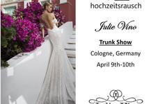 Julie Vino Trunk Show by hochzeitsrausch