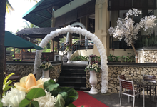 The Wedding of Natalia & Hendri by MASON PINE HOTEL