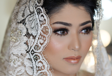 Jehan's wedding day  by Switha Plays Makeup