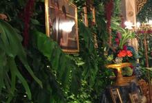 Busana, Aksesoris, Dekorasi & Acara Adat Komering by Vienna Gallery Wedding