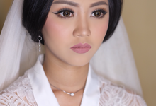 Thanx for Ms. Agnes by Natalia Ingkiriwang Bride Make Up