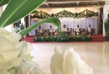Hannah & Rizky's Wedding by Balai Sarwono