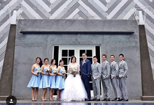 Niko & Stella wedding by arlota the organizer
