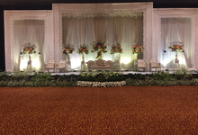 Wedding Of Nilam & Hafidz by FD Wedding Organizer