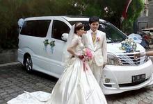 Markus & Tiodora (03/09/16) by Michael Wedding Car