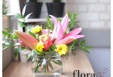 Flora Cordis x Homebound Coffee by Flora Cordis