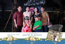 Photo booth Jeffry & Rere by RTDI Soho Photography