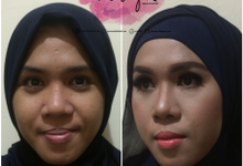 My Makeup for Bugis by Lorosay R Make-up & Hijab-styling