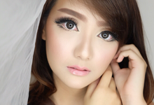 Makeup for Jessica by fleur