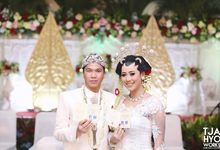 Javanese Wedding of Anggara & Rhadianty by Amycko