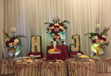 Catering decoration by Dwi Tunggal Citra Catering