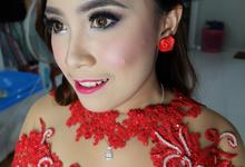 Ms Ayu Makeup Party by jrmakeup_bali