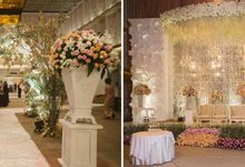 Wedding Fridian and Fransisca by MARK & CO