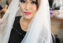 Wedding Makeup by Christine MUA