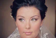 Bridal makeup  by Mobile Makeovers