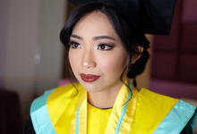 Graduation Make Up by Sylvana Make Up Artist