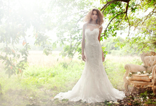 LM by Lusan Mandongus by Elliott Chambers Bridal