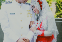 Beauty shoot wedding by bambang dan bayu by Picxelphoto