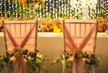 Intimate Bulgari Wedding by Bali Wedding Decoration