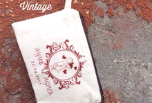 Ayub & Agnes Wedding  by Packy Bag Vintage