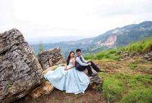 Prewedding Richerdsen & Florence by WuSisters by Vero Wu