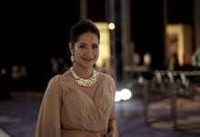 Cipta Ciputra Harun & Stephanie Tanubrata  Wedding by Sari Nila