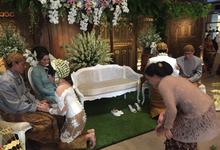 Adi & Livia by melwin wedding